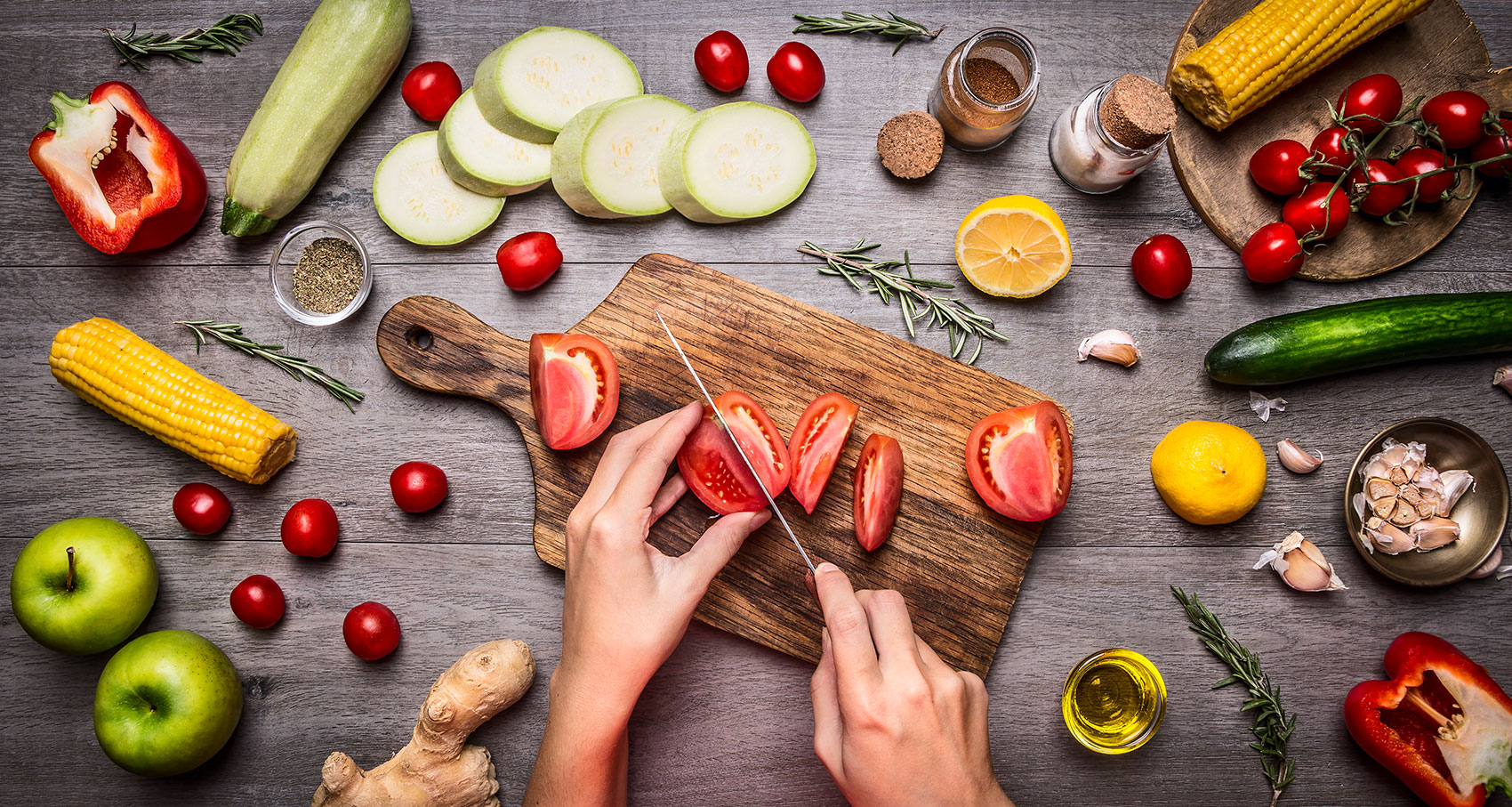 Cooking is fun! We test cooking boxes for you. (Photo: iStock/Sergeyshibut)